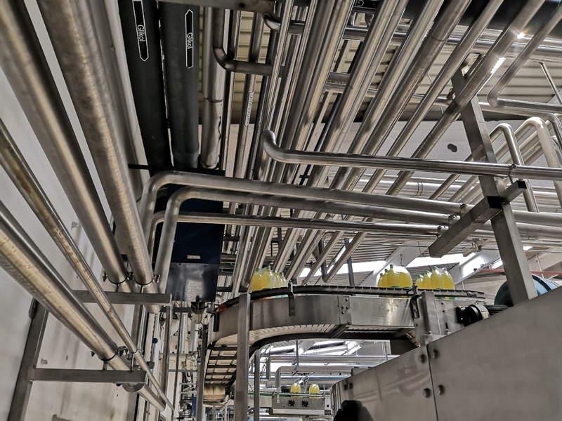 Instalacija cevovoda i montaža opreme